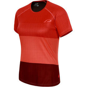 Protective P-Shade Shortsleeve Tricot Women, fiery coral